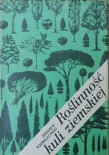 Okładka książki Roślinność kuli ziemskiej