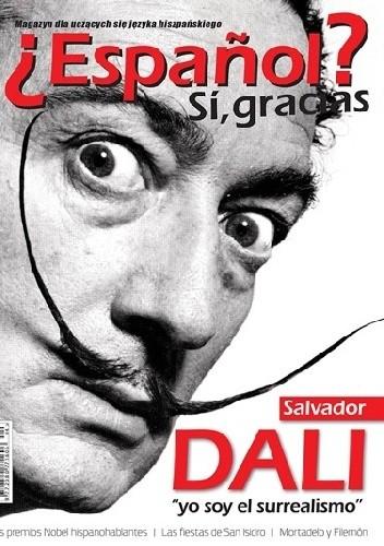 Okładka książki ¿Español? Sí, gracias. Numer 34 (kwiecień/maj/czerwiec 2016)