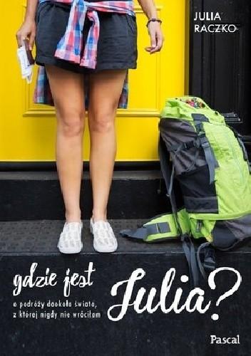 Okładka książki Gdzie jest Julia?