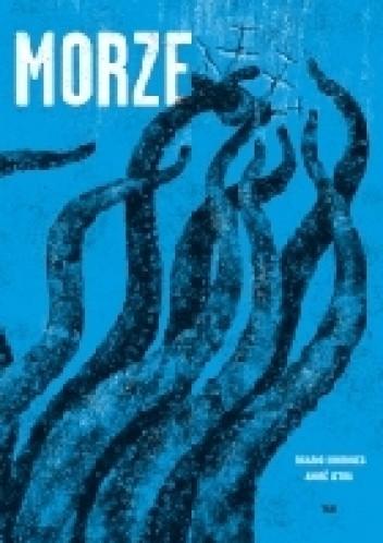 Okładka książki Morze