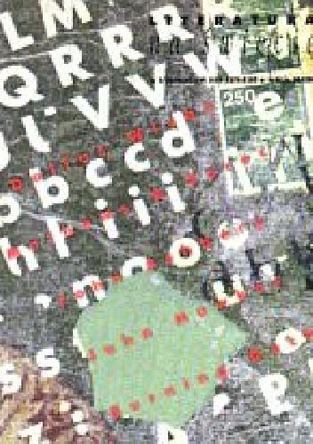 Okładka książki Literatura na świecie nr 3/2000 (244)