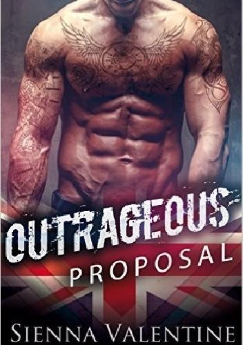 Okładka książki Outrageous Proposal