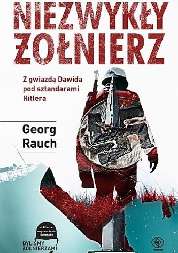 Okładka książki Niezwykły żołnierz