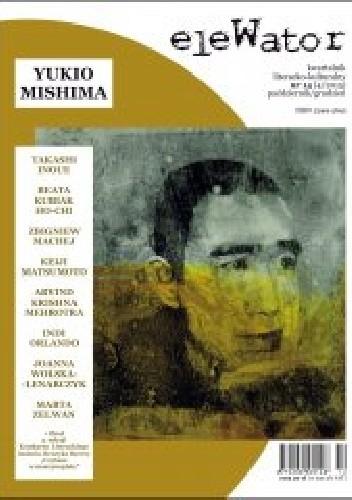 Okładka książki eleWator nr 14 - Yukio Mishima