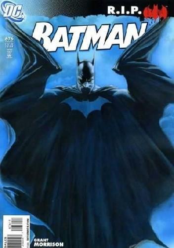 Okładka książki Batman #676