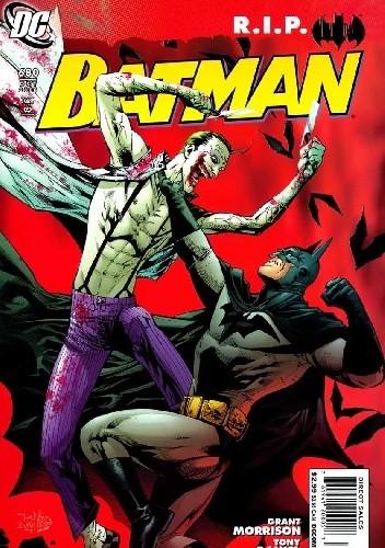 Okładka książki Batman #680
