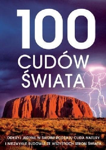 Okładka książki 100 cudów świata