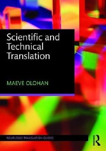 Okładka książki Scientific and Technical Translation