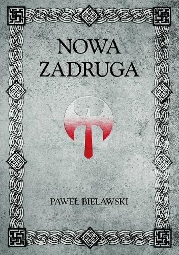 Okładka książki Nowa Zadruga