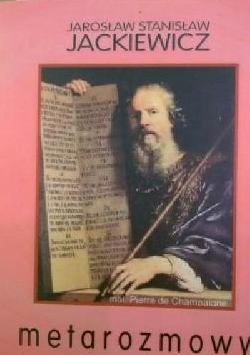 Okładka książki Metarozmowy