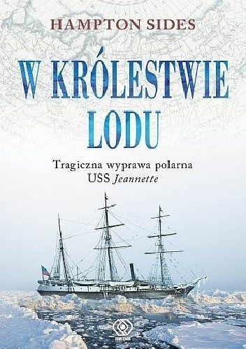 Okładka książki W królestwie lodu
