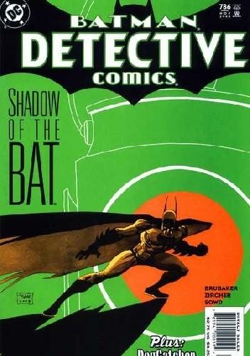 Okładka książki Batman Detective Comics #786