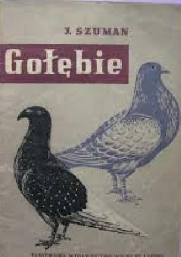 Okładka książki Gołębie