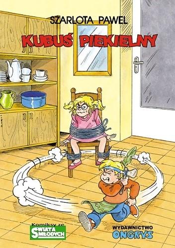 Okładka książki Kubuś Piekielny