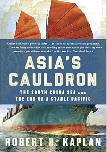 Okładka książki Asia's Cauldron