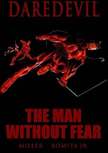 Okładka książki Daredevil: The Man Without Fear