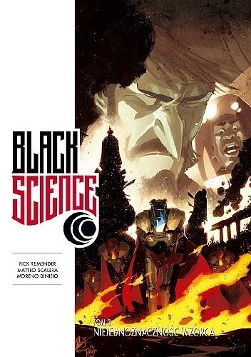 Okładka książki Black Science - 3 - Niejednoznaczność wzorca
