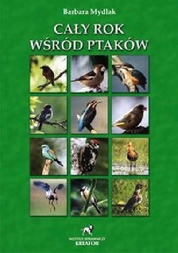 Okładka książki Cały rok wśród ptaków