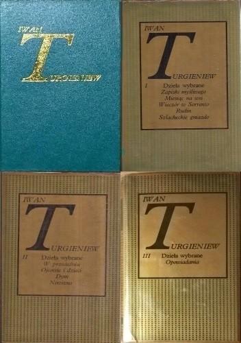 Okładka książki Dzieła wybrane t. I-III
