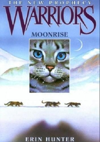 Okładka książki Warriors: The New Prophecy #2: Moonrise