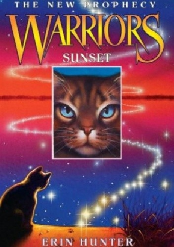 Okładka książki Warriors: The New Prophecy #6: Sunset