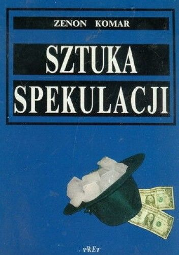 Okładka książki Sztuka Spekulacji