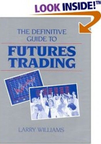 Okładka książki The Definitive Guide To Futures Trading (Volume I)