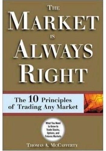 Okładka książki The Market Is Always Right