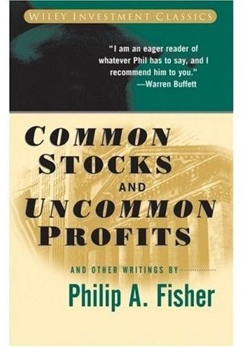 Okładka książki Common Stocks and Uncommon Profits and Other Writings (Wiley Investment Classics)