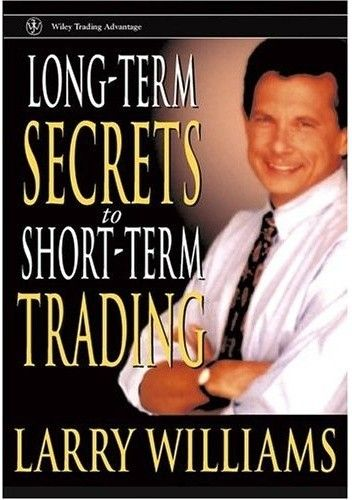 Okładka książki Long-Term Secrets to Short-Term Trading