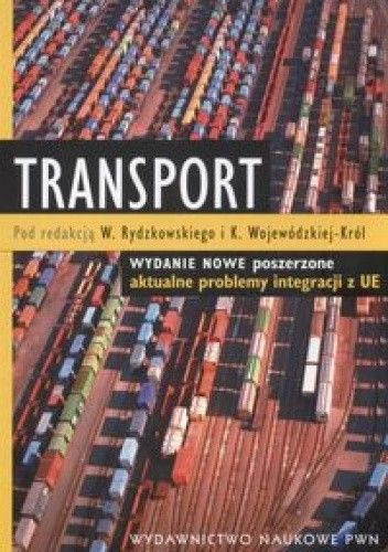 Okładka książki Transport