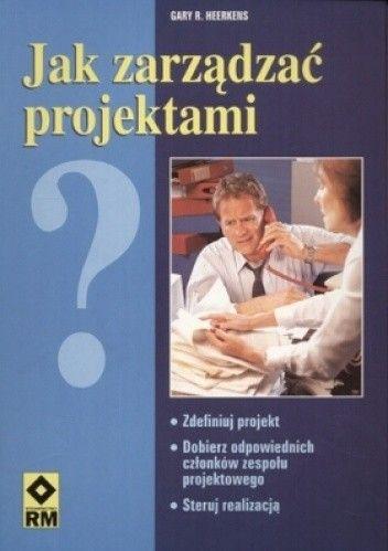 Okładka książki Jak zarządzać projektami