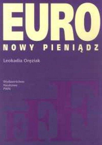 Okładka książki Euro Nowy pieniądz
