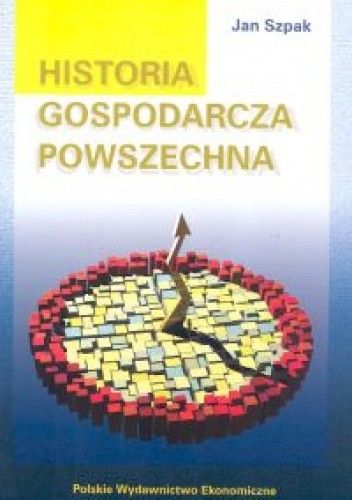 Okładka książki Historia gospodarcza powszechna