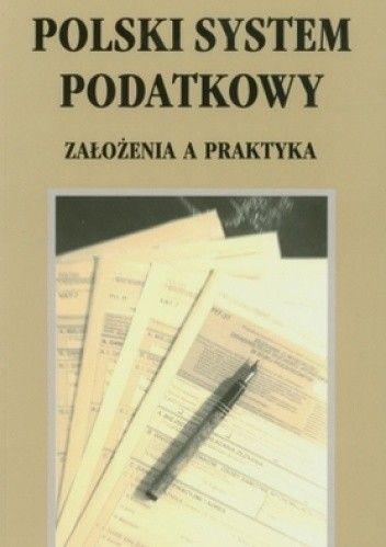 Okładka książki Polski system podatkowy
