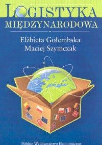 Okładka książki Logistyka międzynarodowa