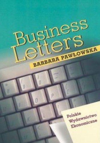 Okładka książki Business letters