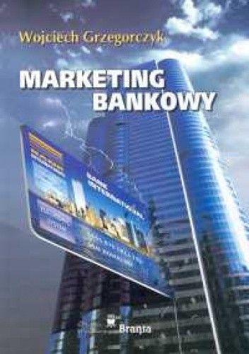 Okładka książki Marketing bankowy