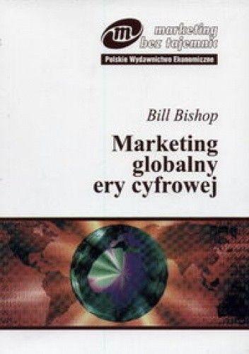 Okładka książki Marketing globalny ery cyfrowej