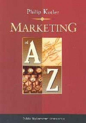 Okładka książki Marketing od A do Z