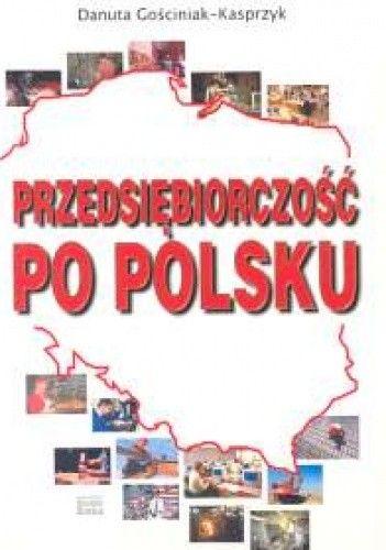 Okładka książki Przedsiębiorczość po polsku