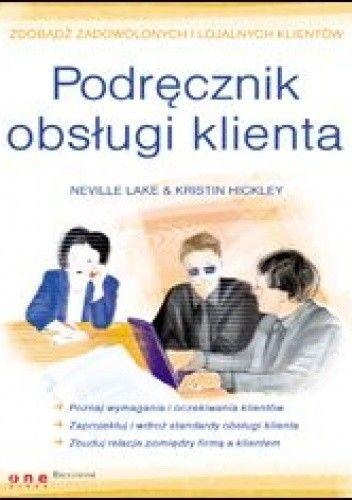 Okładka książki Podręcznik obsługi klienta
