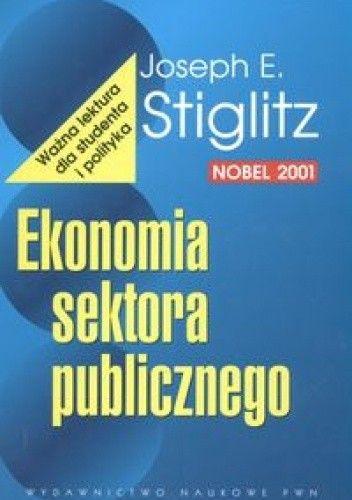 Okładka książki Ekonomia sektora publicznego