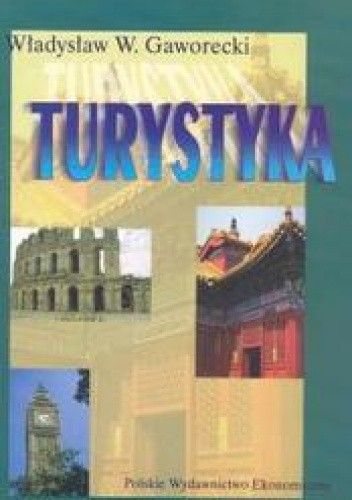 Okładka książki Turystyka