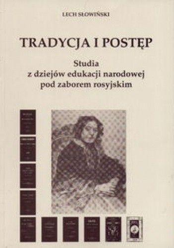 Okładka książki Tradycja i postęp