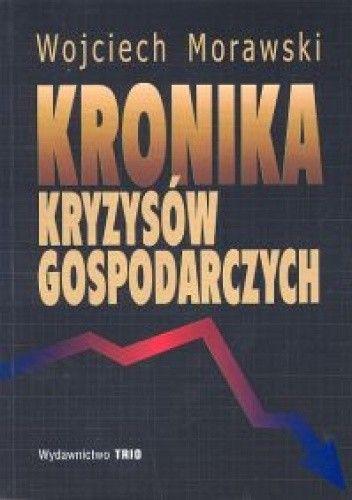 Okładka książki Kronika kryzysów gospodarczych