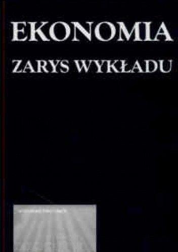 Okładka książki Ekonomia. Zarys wykładu