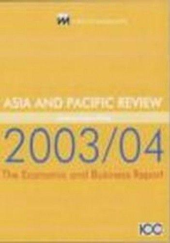Okładka książki Asia & Pacific Review 2003/04