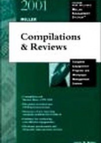 Okładka książki 2001 Miller Compilations & Reviews
