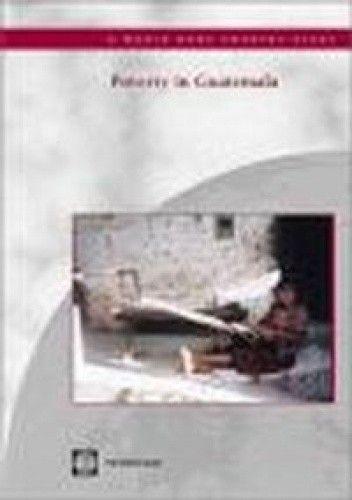 Okładka książki Poverty in Guatemala